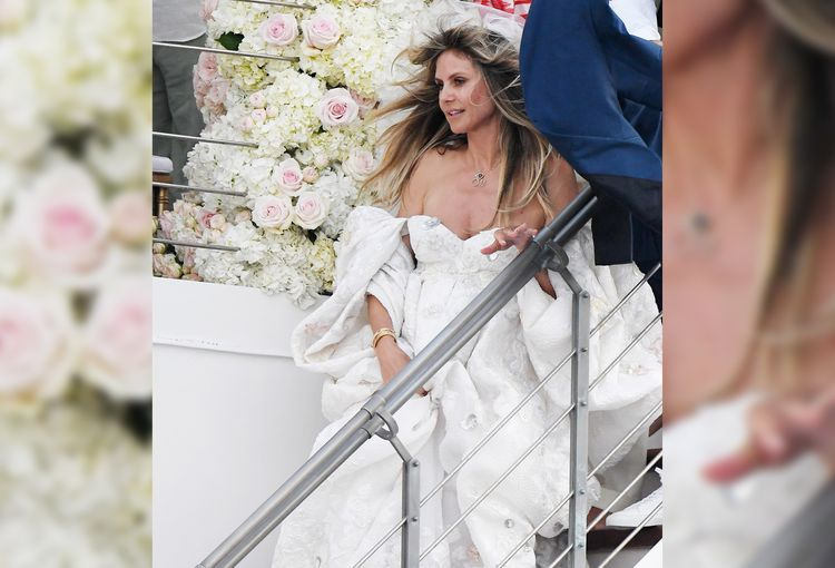 Heidi Klum Knapp 5 Monate Nach Der Hochzeit Jetzt Zeigt
