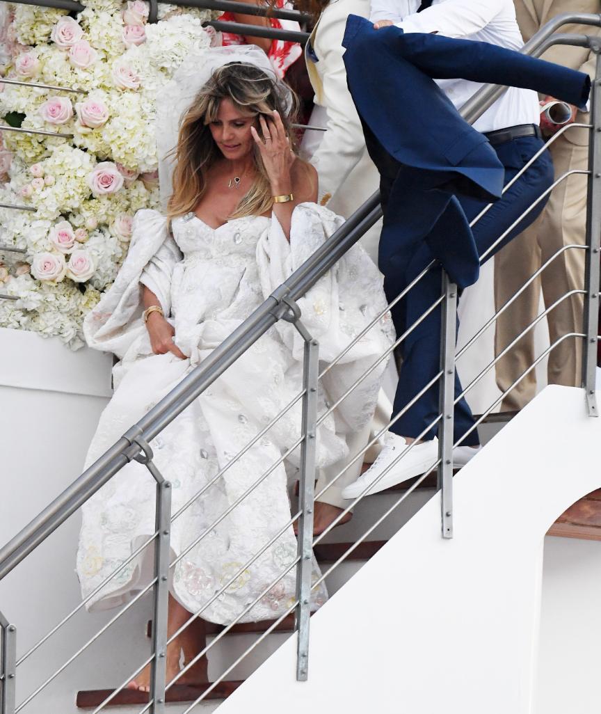 Heidi Klum Und Tom Kaulitz Die Schönsten Fotos Ihrer