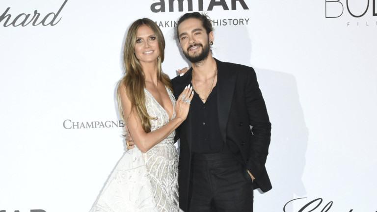 Heidi Klum Und Tom Kaulitz Hochzeit Noch Im Frühjahr  B