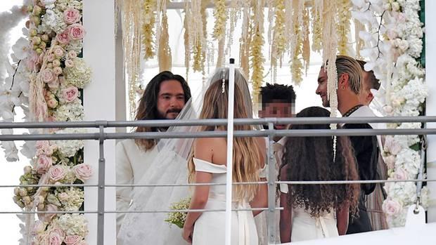 Heidi Klum Und Tom Kaulitz So Haben Sie Geheiratet  Sternde