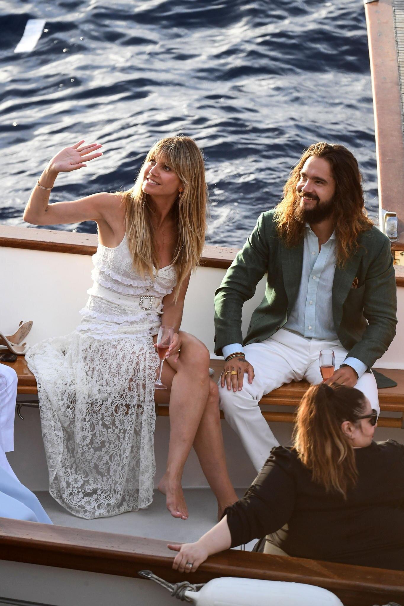 Heidi Klums Hochzeit Das Sind Die Gäste  Galade
