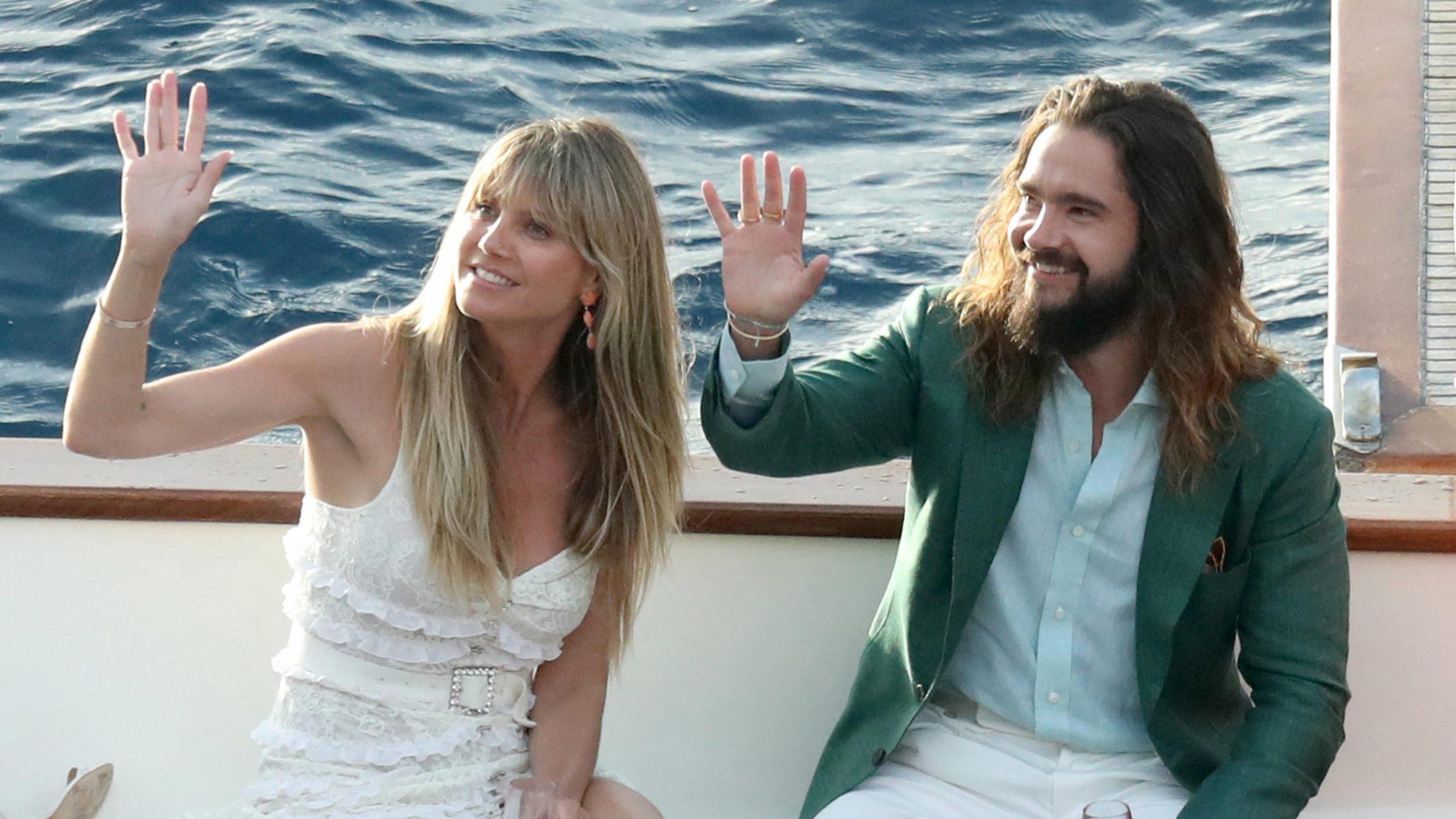 Heidi Klums Hochzeit Mit Tom Kaulitz Jetzt Verrät Sie