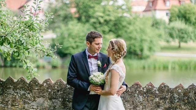 Heiraten In Ulm Fußball Verbindet Hochzeit Von Teresa