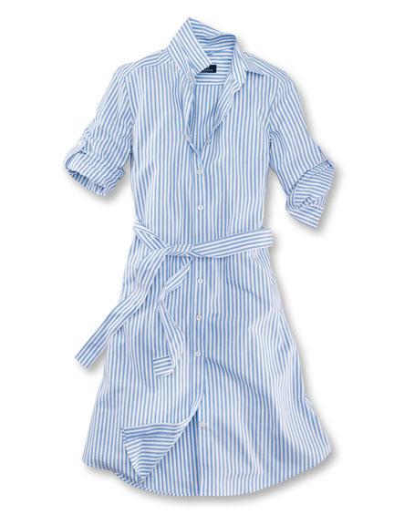 Hemdblusenkleid  Das Feminine Und Luftig Leichte Sommerkleid
