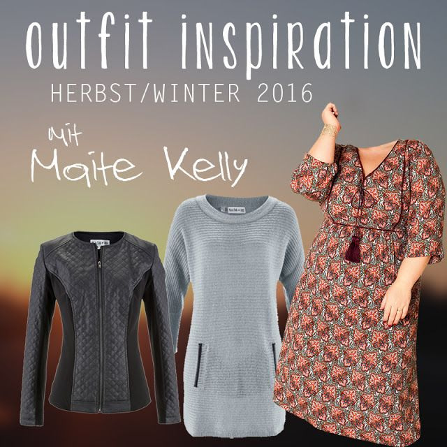Herbst/Winter 2016 Inspiration Mit Maite Kelly  Outfit