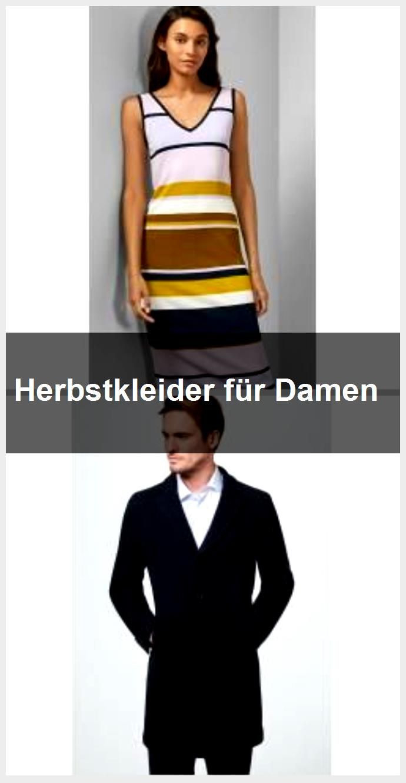 Herbstkleider Für Damen 2020
