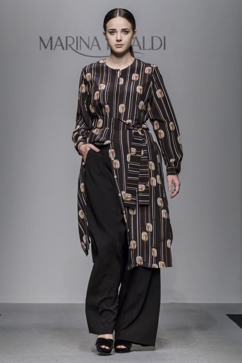 High Fashion Für Curvys Marina Rinaldi Versüßt Den Herbst