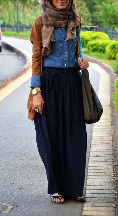 Hijeb Style  Outfit Islamische Mode Islamische Kleidung