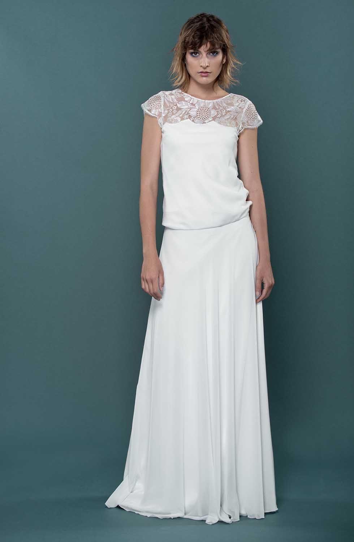 Hilde Ii  Kleid  Brautmode Brautkleid Kleid Hochzeit