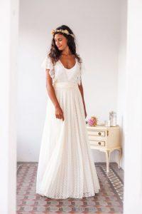Hippie Kleid Hochzeit Gast  Hochzeitsgast Outfit Von