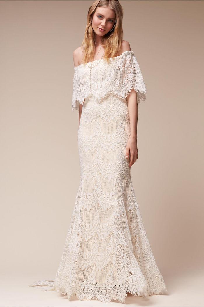 Hippie Kleid Lang Hochzeit  Stylische Kleider Für Jeden Tag