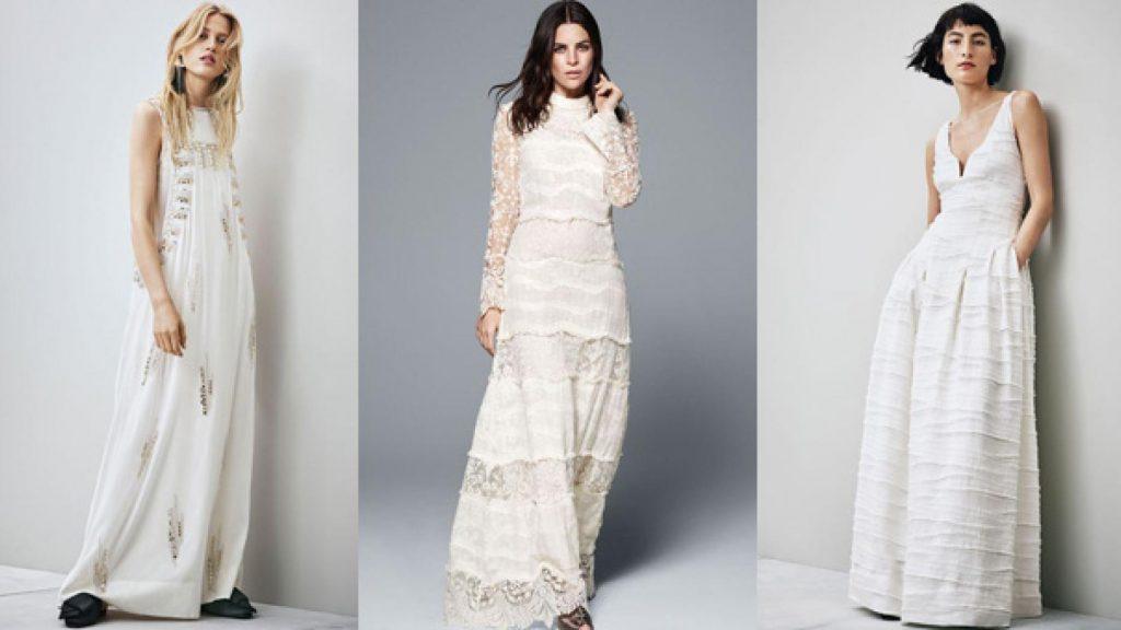Hm Bringt Hochzeitskleider Auf Den Markt  Kurierat