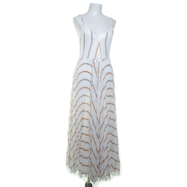 Hm Trend Wickelkleid Größe 36 Weiß/Grau/Mehrfarbig  Ebay