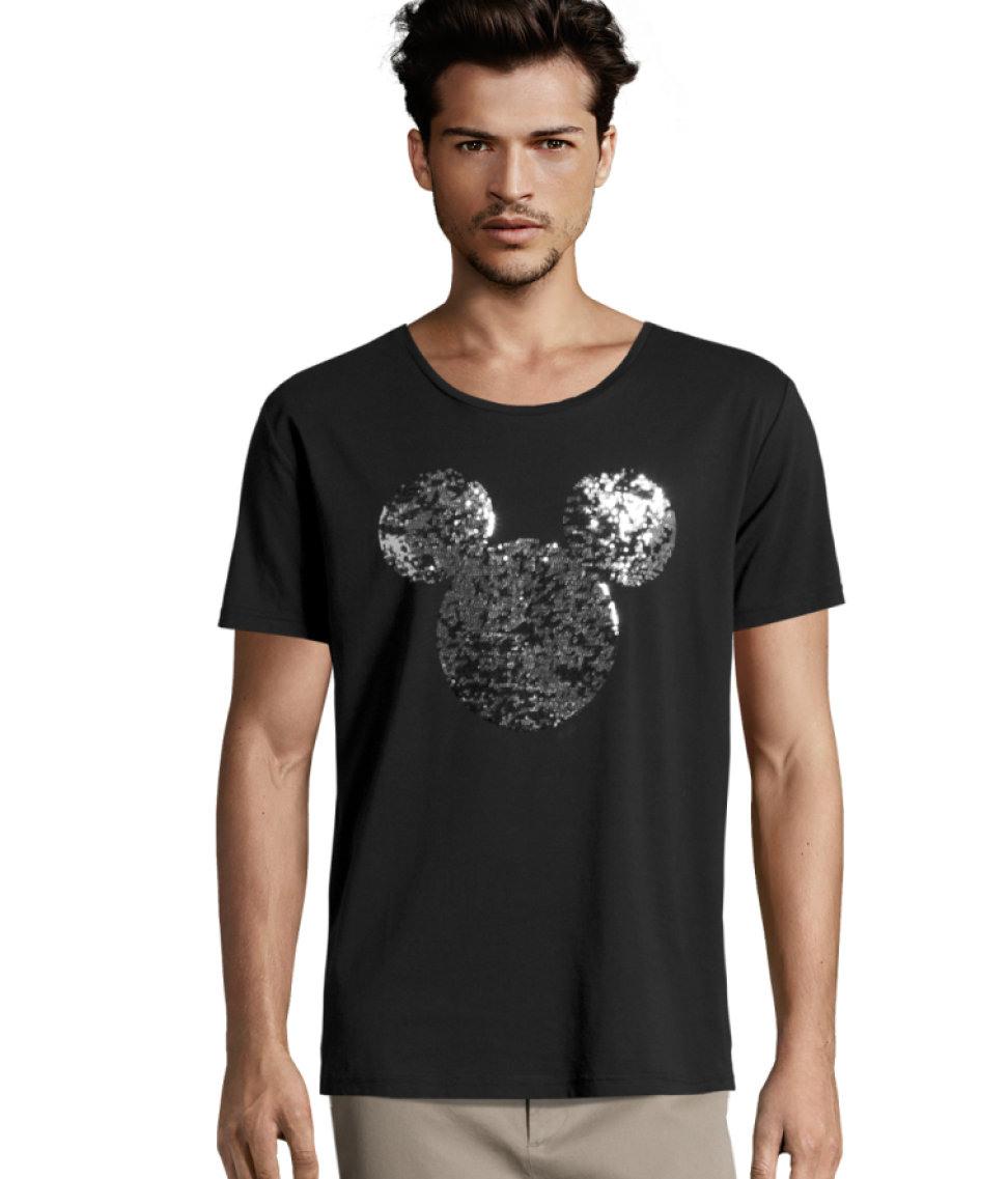 Hm Tshirt In Black For Men  Lyst