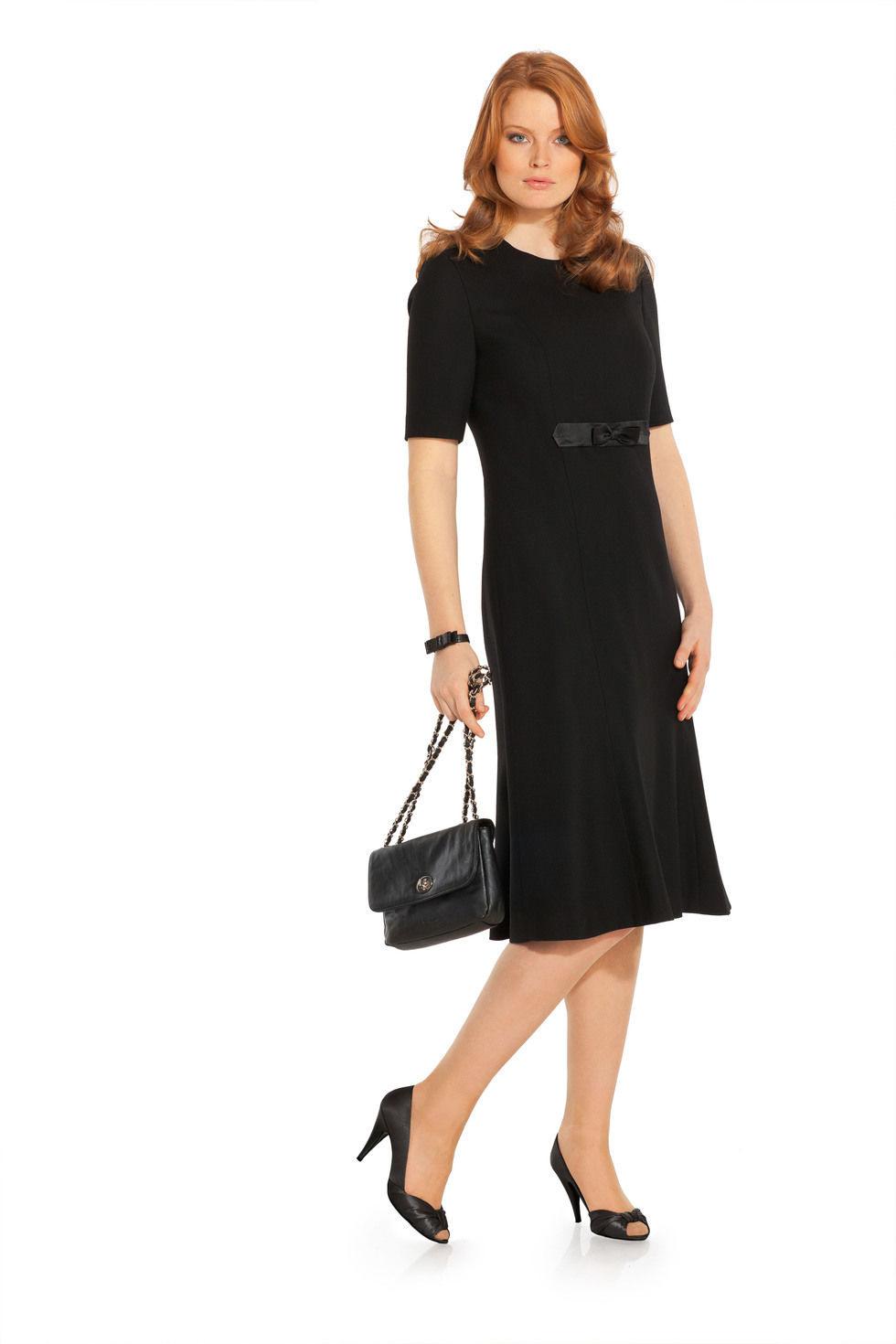 Hochgeschlossenes Kleid Und Plusgröße H/W 2011 7327