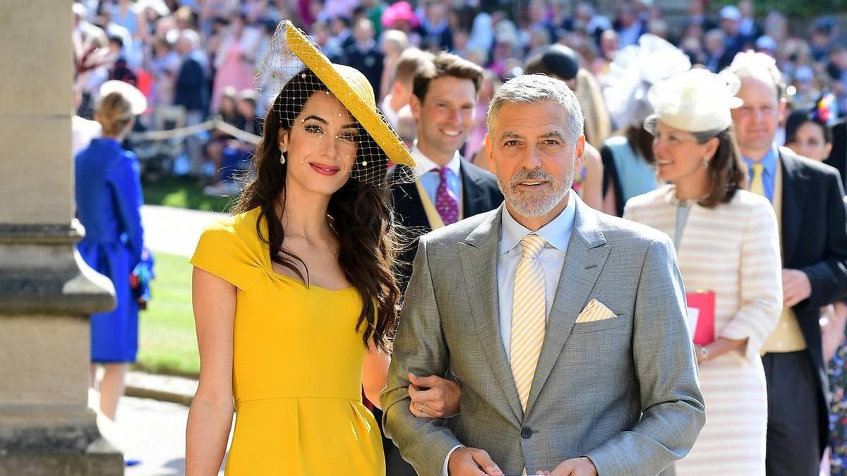Hochzeit Harry Und Meghan Die Gäste Der Traumhochzeit