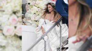 Hochzeit Heidi Klum Hochzeitskleid  Hochzeits Idee
