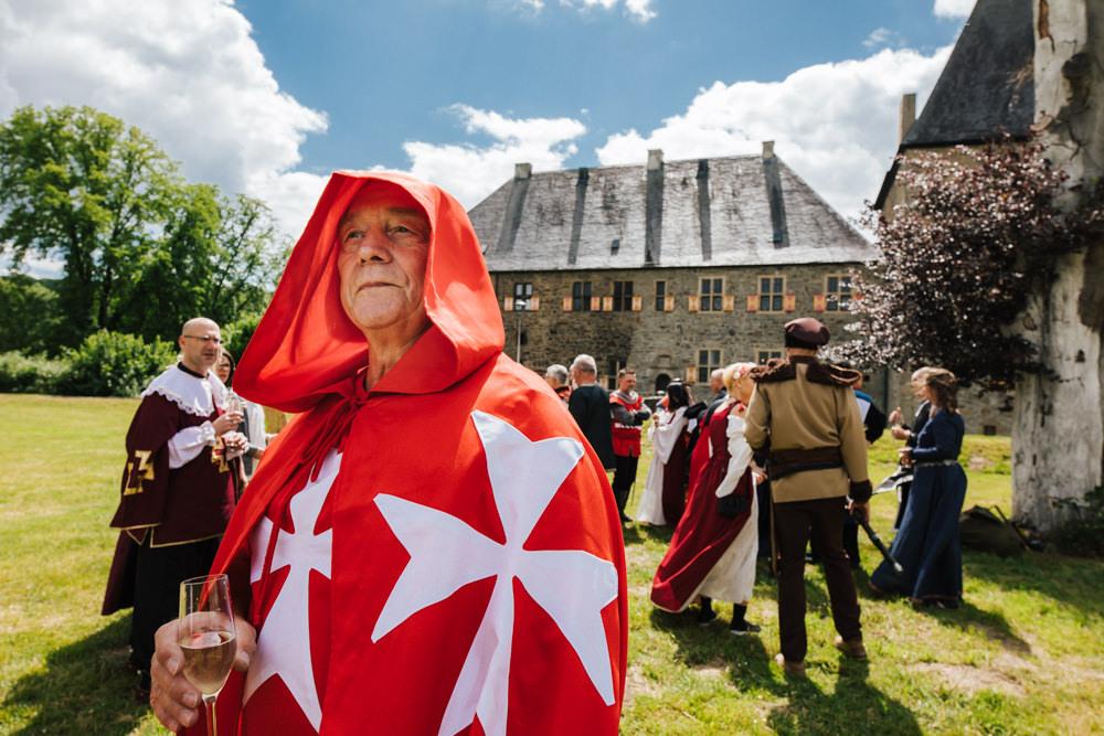 Hochzeit Im Mittelalter  Janine Und Dirks Mottohochzeit