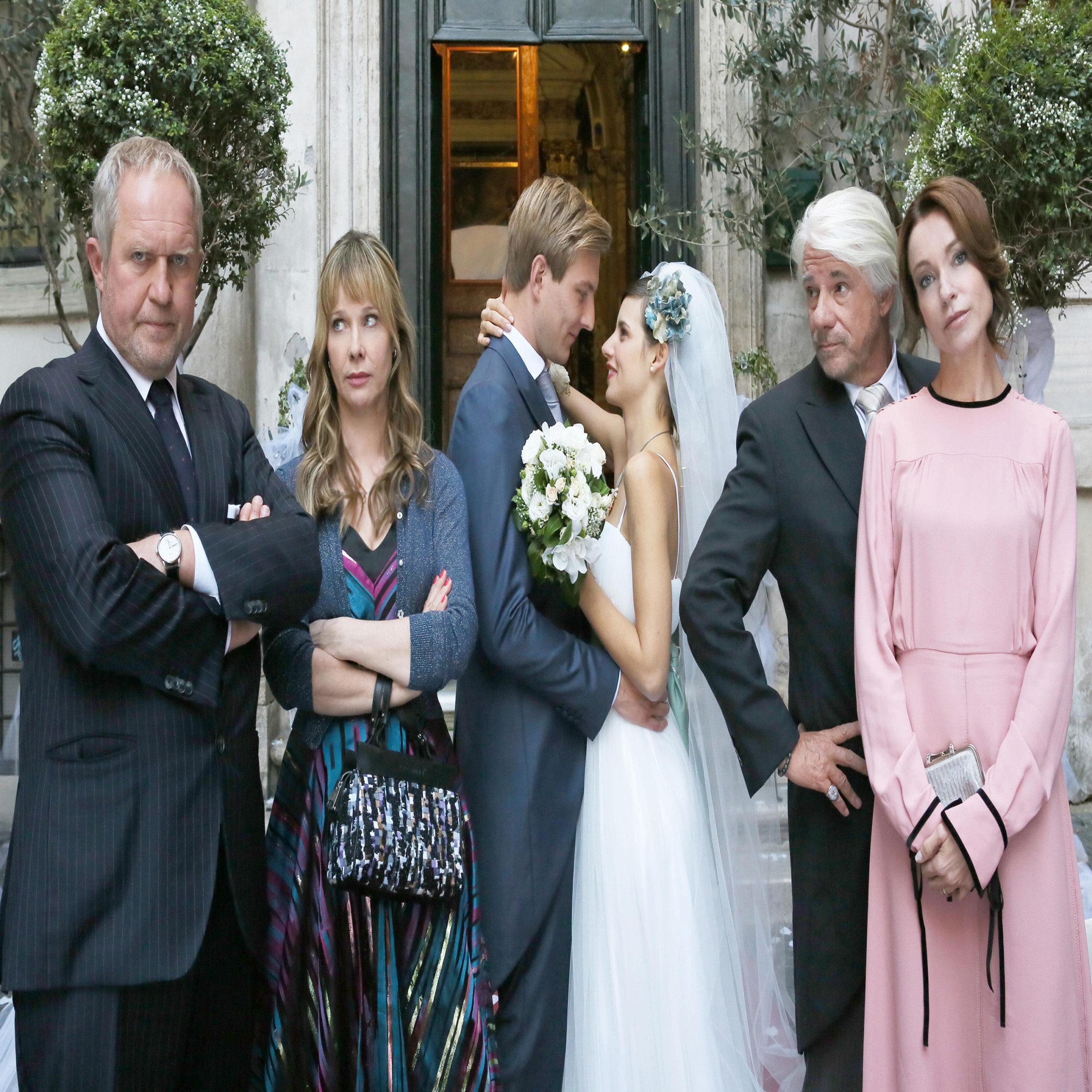 Hochzeit In Rom Film Darsteller  Hochzeit Kleid