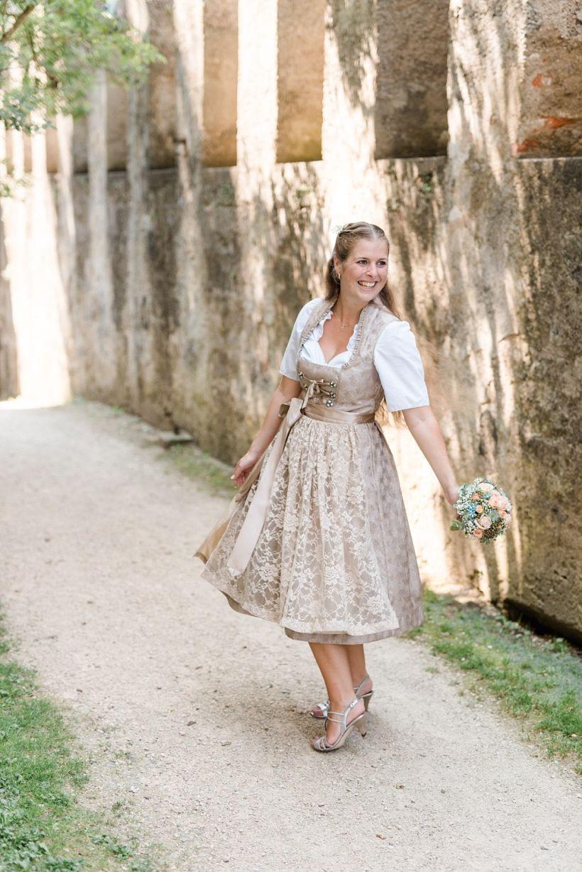 Hochzeit In Tracht Im Standesamt Burghausen • Daniela