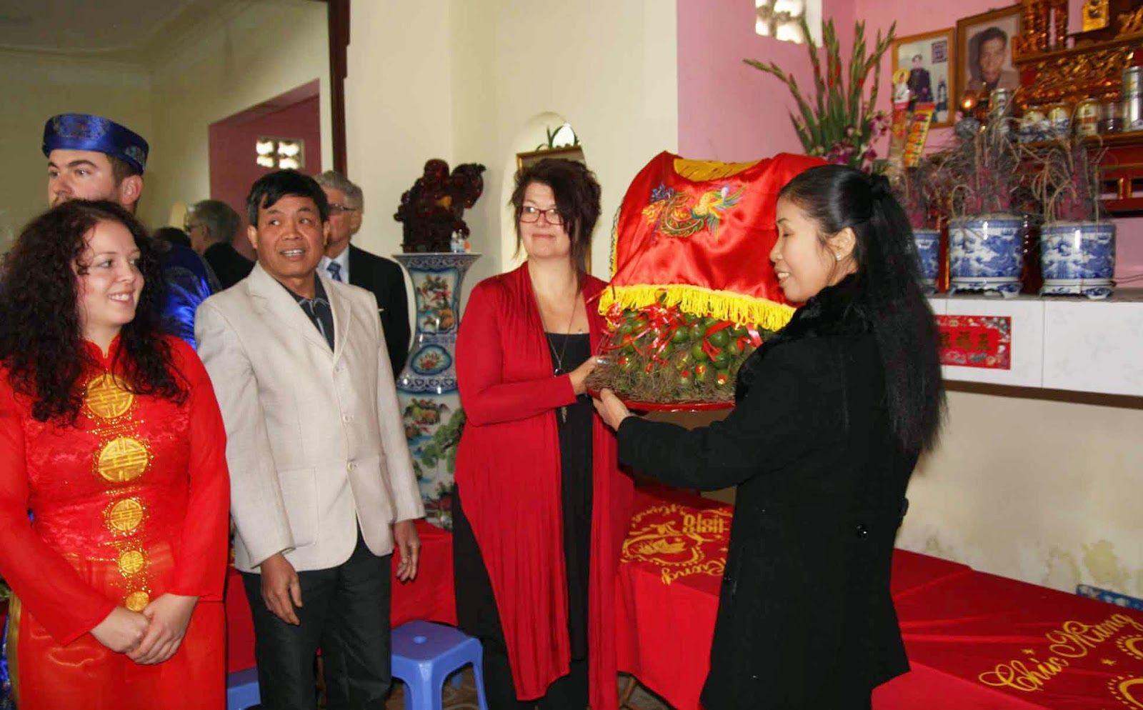 Hochzeit In Vietnam Mit Bildern  Hochzeit Vietnam