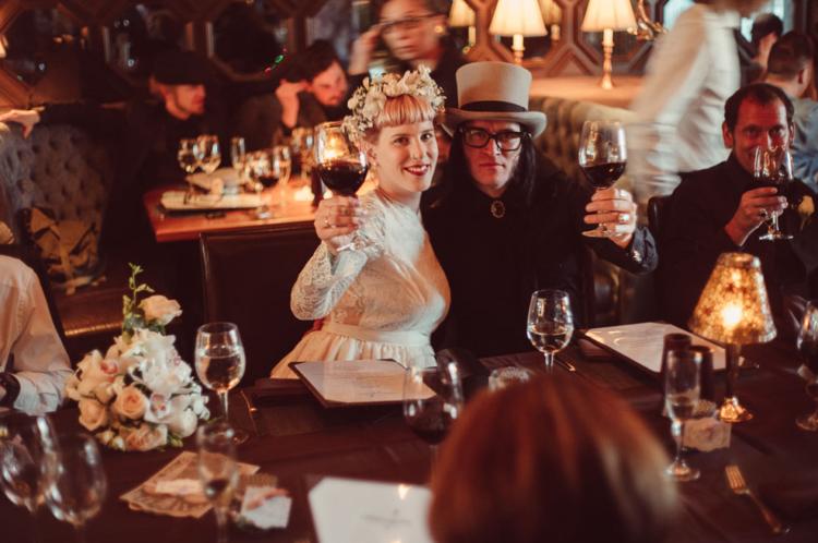 Hochzeit Inspiriert Von Fear And Loathing In Las Vegas