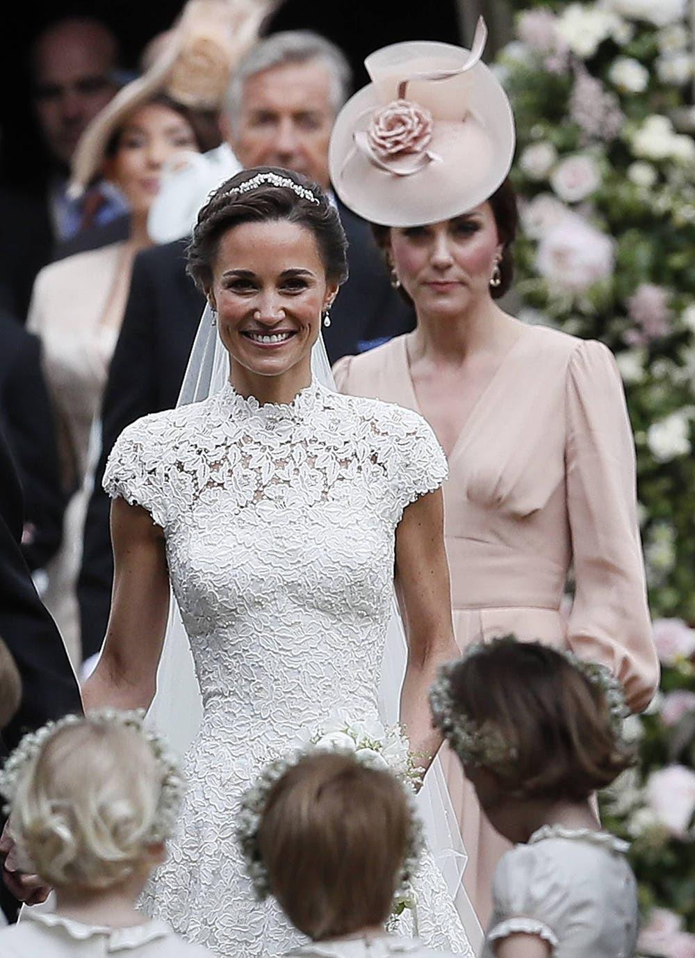 Hochzeit Pippa Middleton / Pippa Middleton Hat Geheiratet