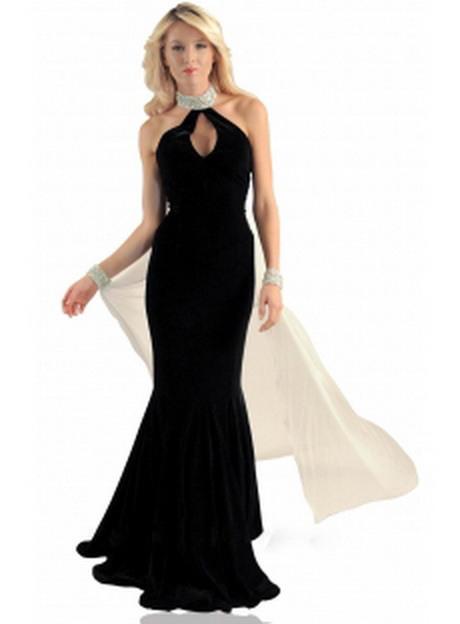 Hochzeit Schwarzes Kleid