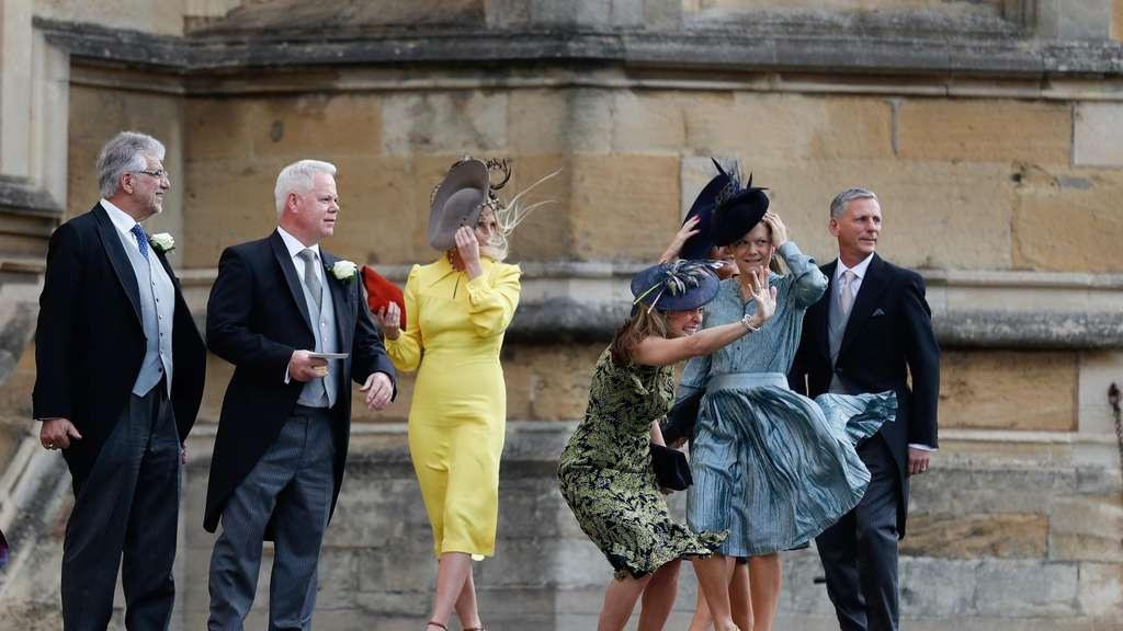 Hochzeit Von Eugenie Prinzessin Von York Und Jack