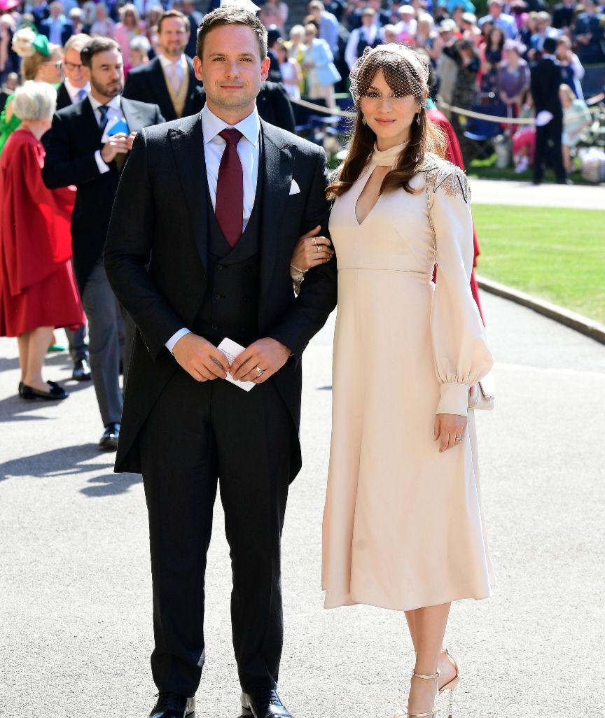 Hochzeit Von Harry Und Meghan Warum Waren Die Clooneys