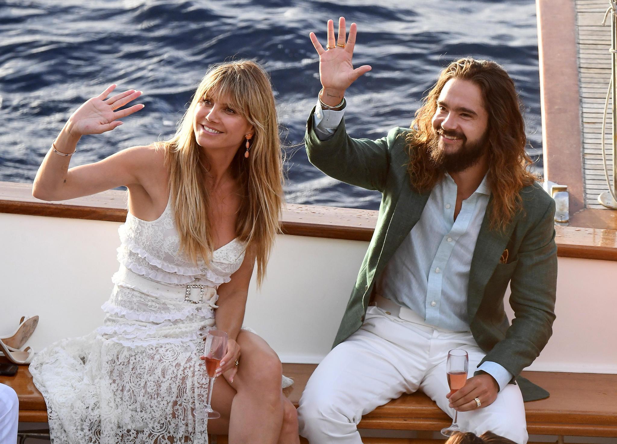 Hochzeit Von Heidi Klum Mit Tom Kaulitz 2019 Alle Infos