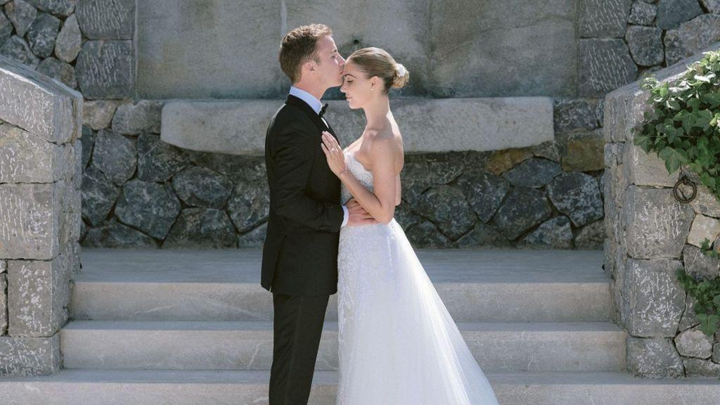 Hochzeitsfotos Mario Götze Zeigt Ehefrau Annkathrin Im