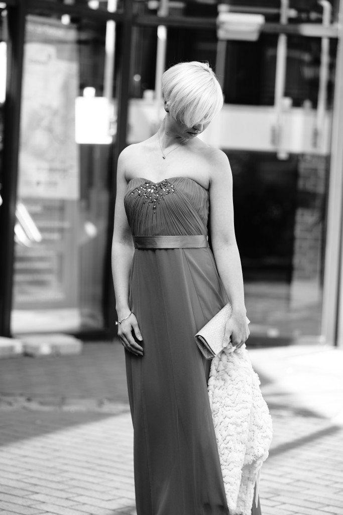 Hochzeitsgast  Langes Kleid  Hochzeitsgast Hochzeit