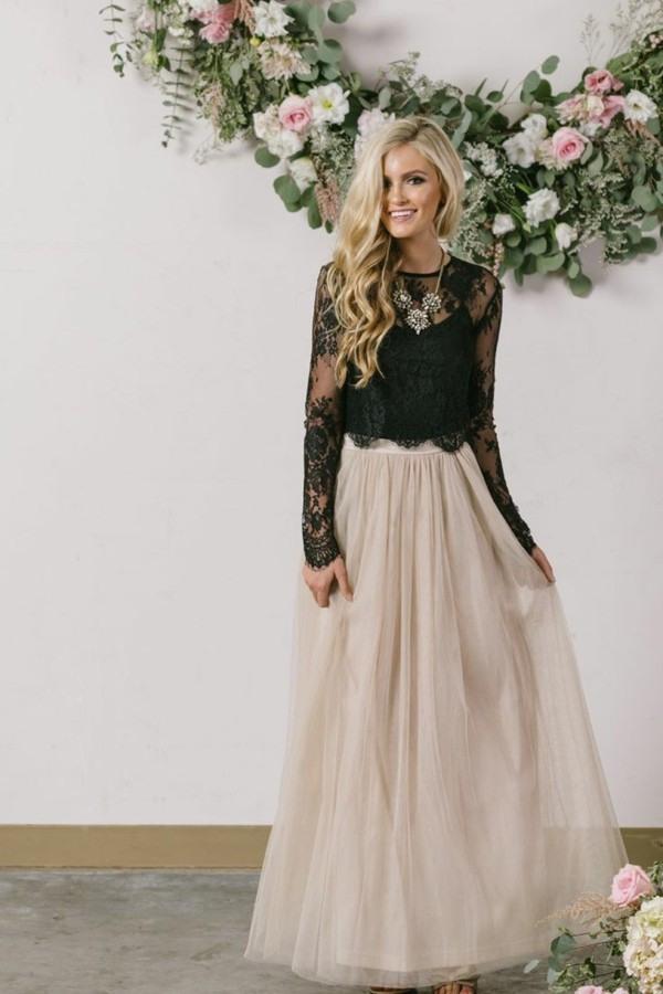 Hochzeitsgastkleider Für Damen Im Stil Bohochic