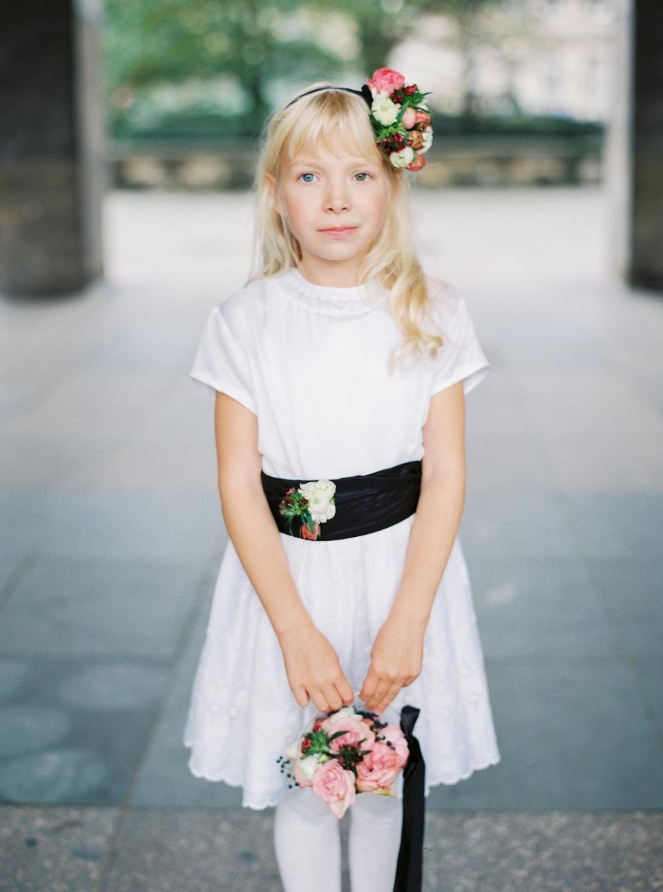 Hochzeitsinspiration Schwarz Ist Das Neue Weiß