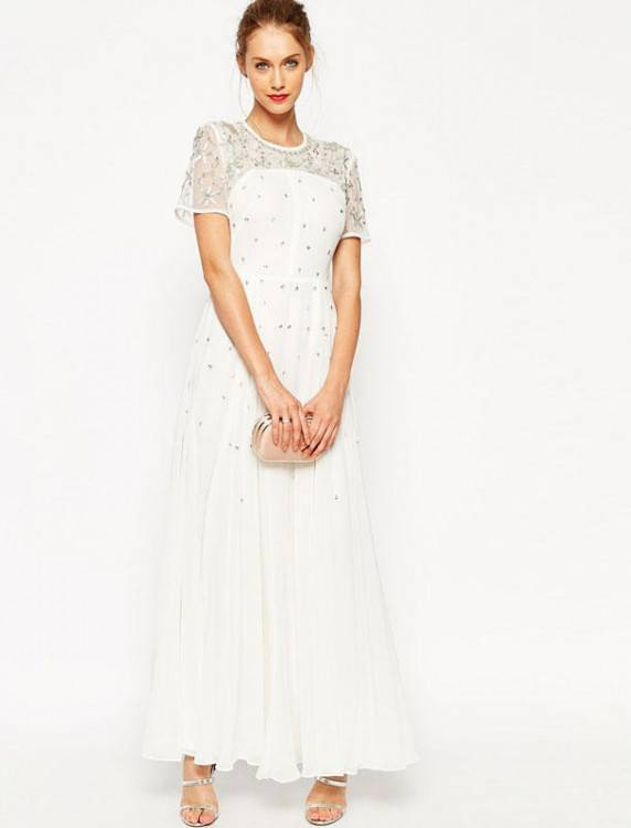Hochzeitskleid Asos
