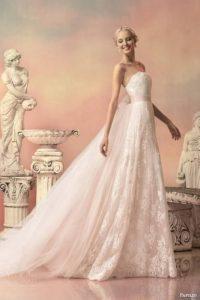 Hochzeitskleid Blush  2015 Wedding Dresses Ball Gown