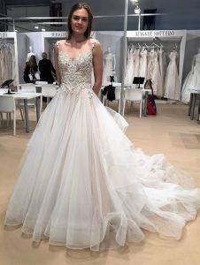 Hochzeitskleid Blush Prinzessin