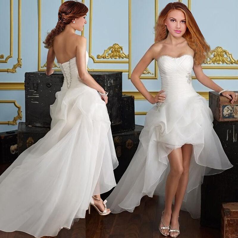 Hochzeitskleid Brautkleid Kleid Braut Ballkleid Abendkleid