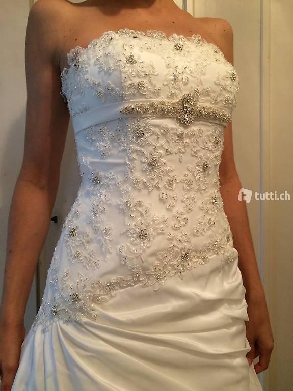 Hochzeitskleid Brautkleid Neu In Thurgau Kaufen  Tuttich