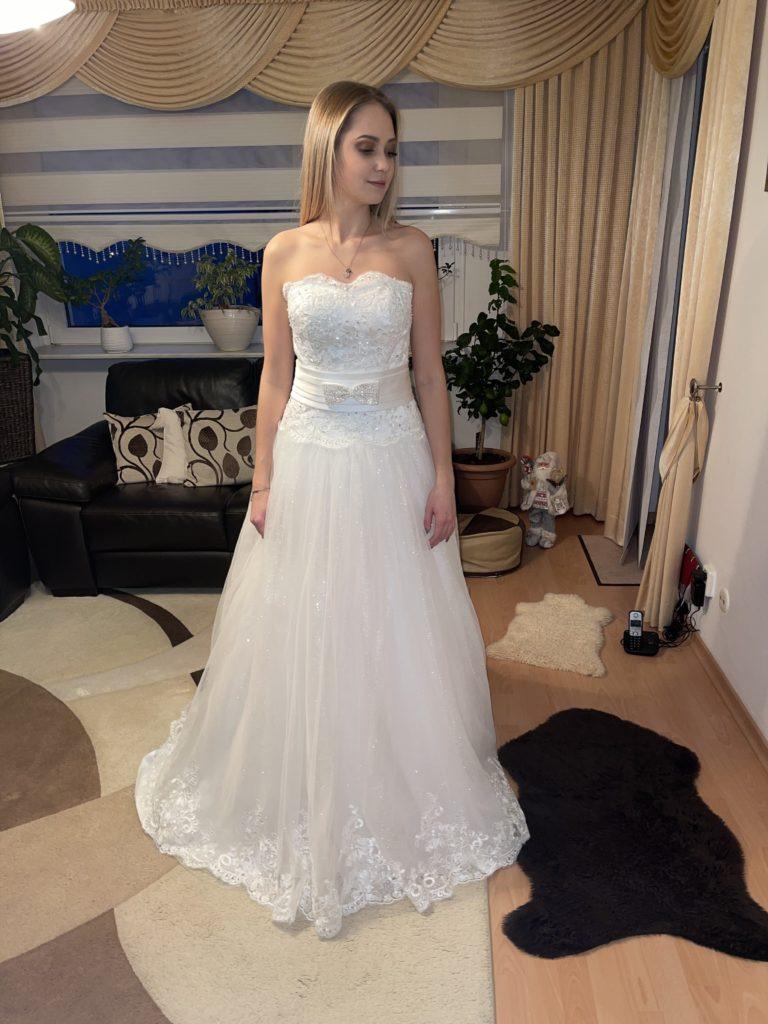 Hochzeitskleid  Brautkleidkleinanzeigende