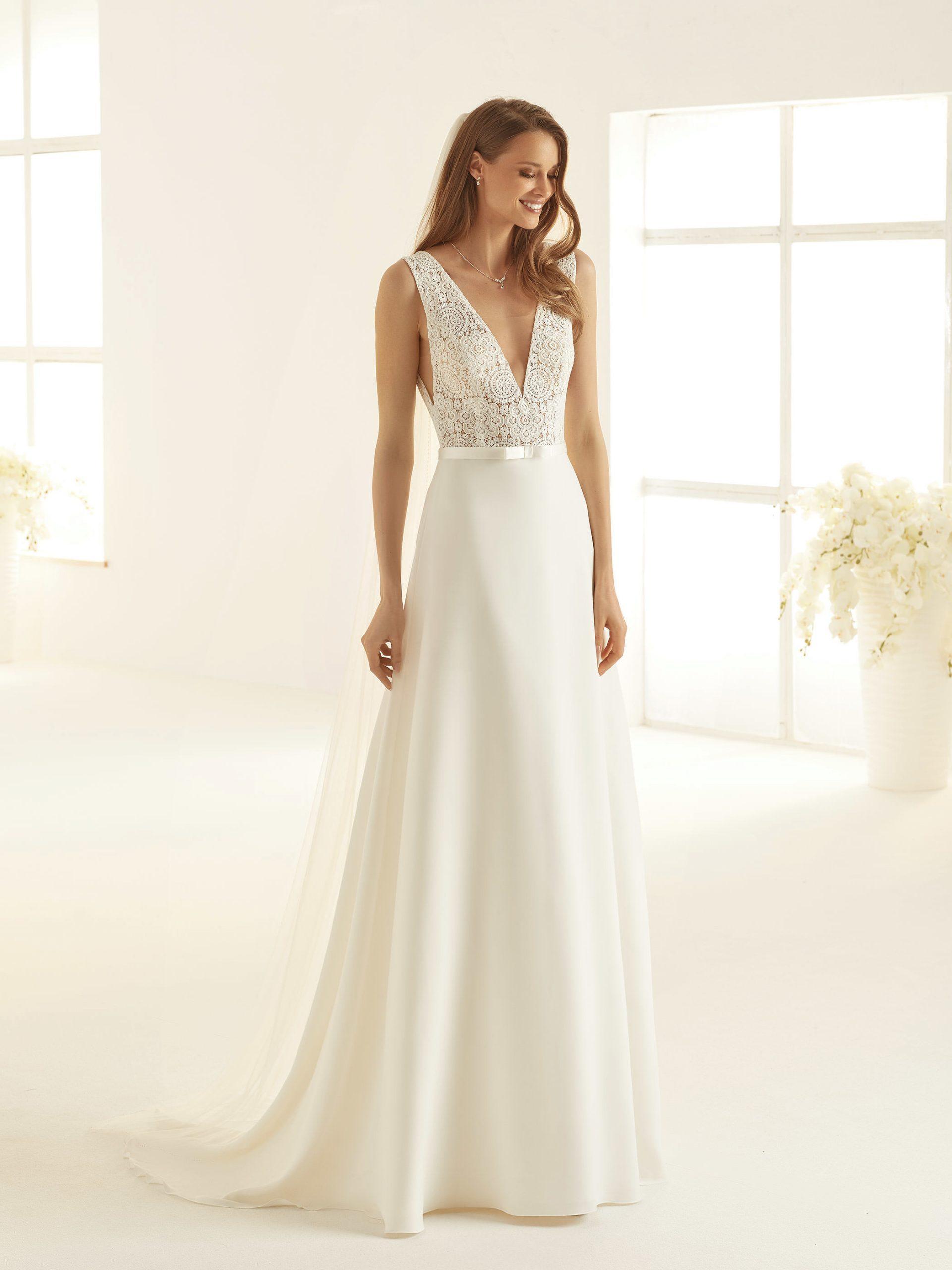 Hochzeitskleid Dallas  Samyra Fashion