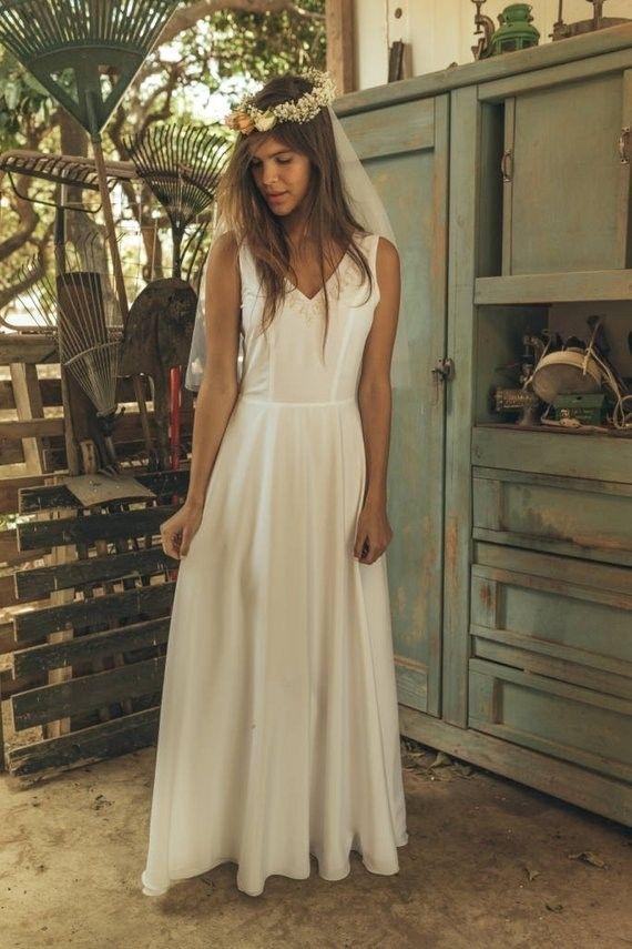 Hochzeitskleid Hippie  Hochzeit Kleidung Klassisches