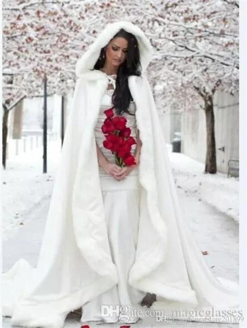 Hochzeitskleid Im Winter Mit Bildern  Hochzeit Mantel