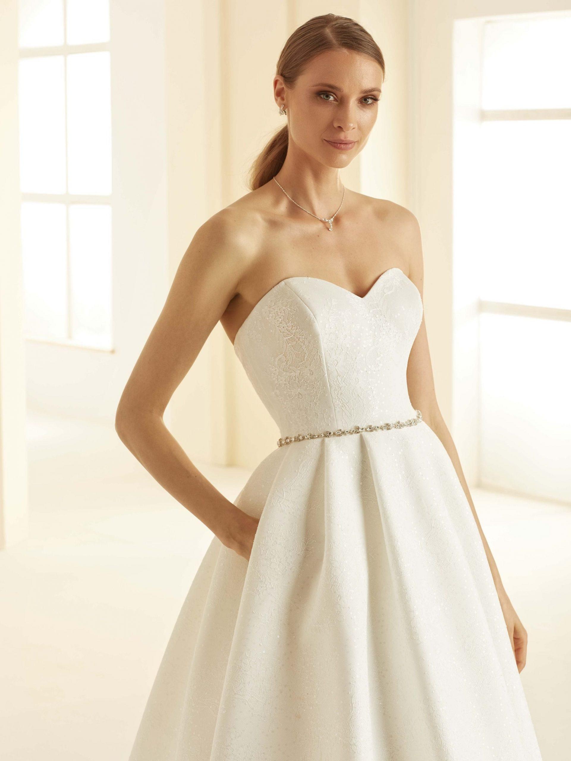 Hochzeitskleid Isolde  Samyra Fashion