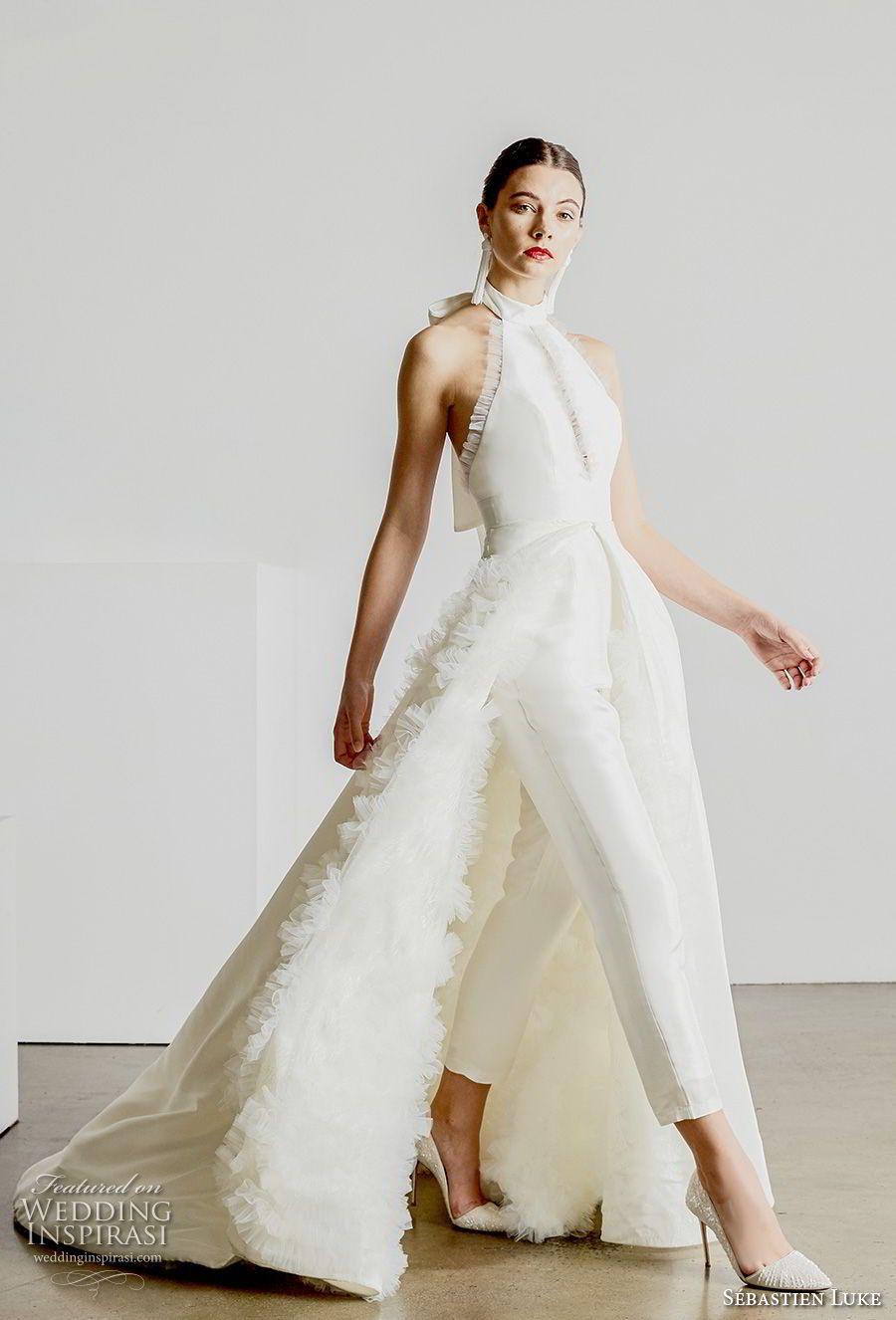Hochzeitskleid Jumpsuit  Valentins Day