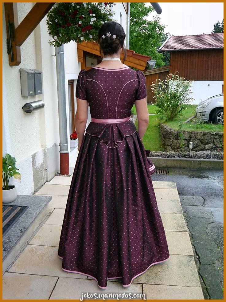 Hochzeitskleid Maßgeschneidert  Chiemgauer Trachten In