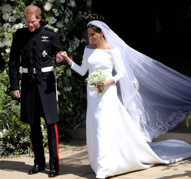 Hochzeitskleid Meghan