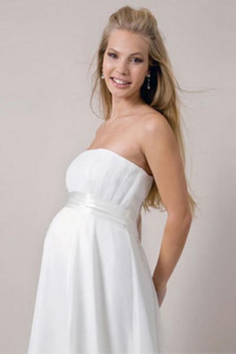 Hochzeitskleid Schwangerschaft Standesamt