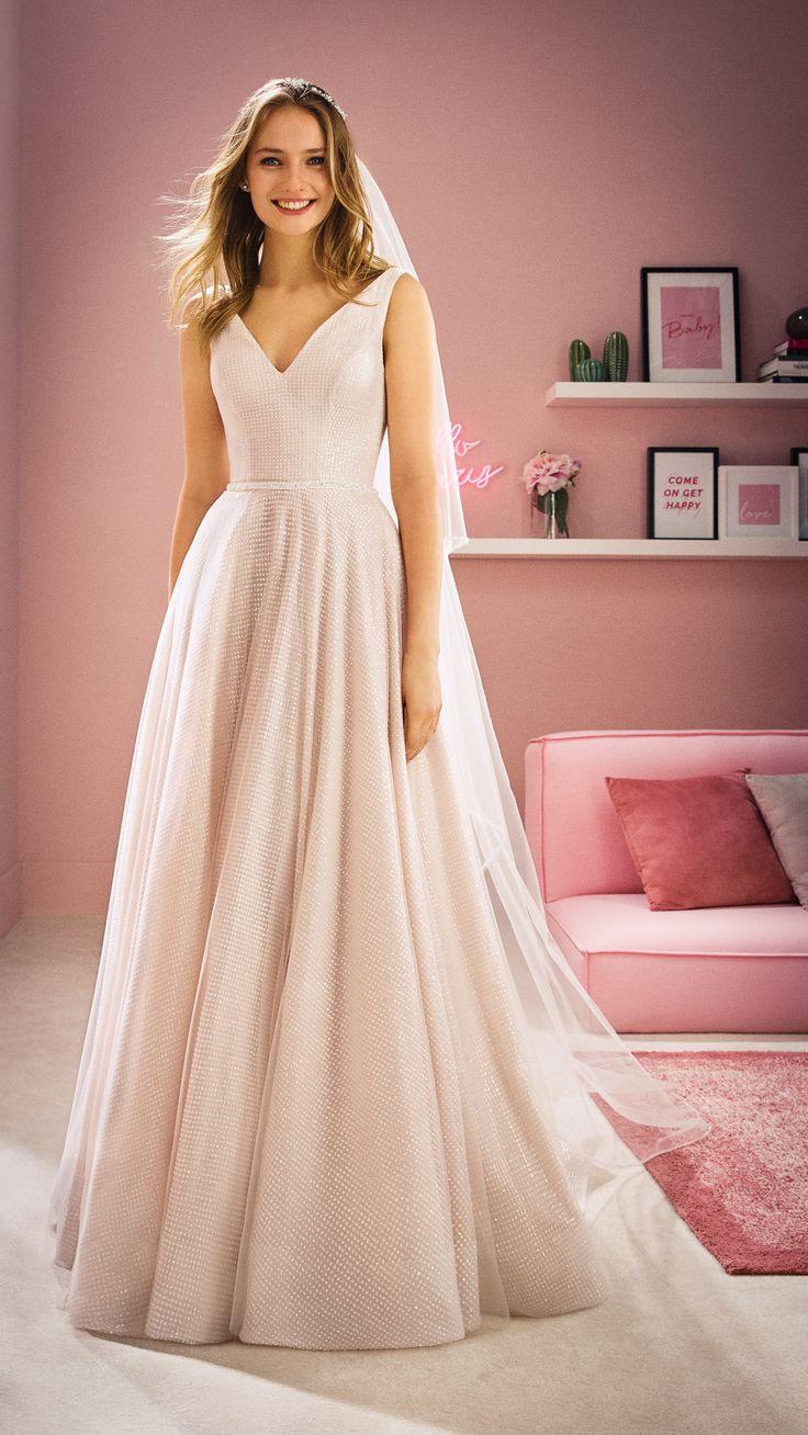 Hochzeitskleider 2020 White One Kollektion Modell Ninab